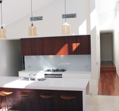 Kensington Kitchen Cabinets by the Kitchen Professionals in Perth