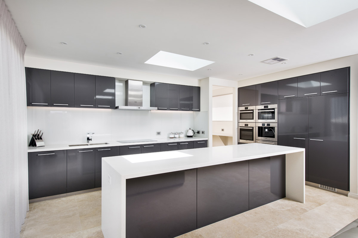 Kitchen cabinets joondalup perth kitchen renovation for Bathroom cabinets joondalup